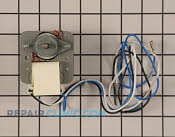 Fan Motor - Part # 1257979 Mfg Part # RH-4550-159
