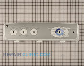 Control  Panel - Part # 1264270 Mfg Part # WE19M1511