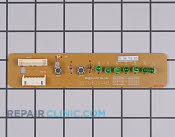 User Control and Display Board - Part # 1360298 Mfg Part # 6871JB2044B