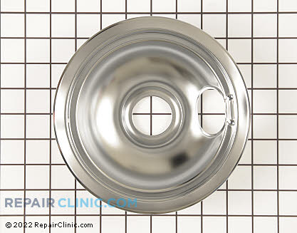 6 Inch Burner Drip Bowl 316048414 Main Product View