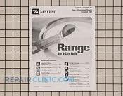 Owner's Manual - Part # 1189536 Mfg Part # 8113P577-60
