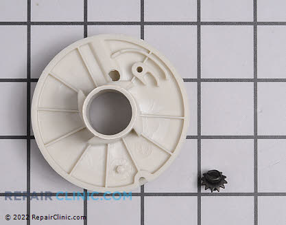 Recoil Starter Pulley 530071792 Main Product View