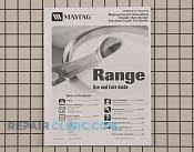 Repair Manual - Part # 1074604 Mfg Part # 8113P440-60
