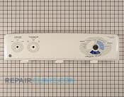 Backsplash panel - Part # 1556834 Mfg Part # WH42X10809