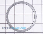 Gasket - Part # 1166416 Mfg Part # WB04T10055