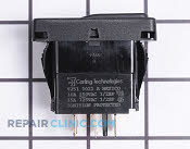 Rocker Switch - Part # 2226413 Mfg Part # 0E4494
