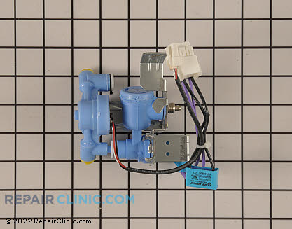 Water Inlet Valve DA97-08659A Main Product View