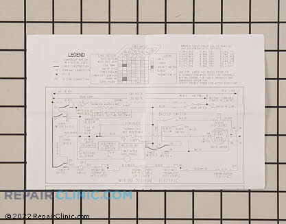Wiring Diagram 8541831         Main Product View