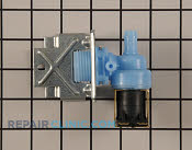Water Inlet Valve - Part # 1669001 Mfg Part # W10219643