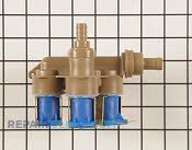 Water Inlet Valve - Part # 1535063 Mfg Part # WH13X10041