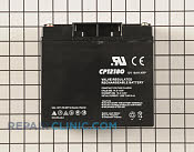 Battery - Part # 1963056 Mfg Part # 193463GS
