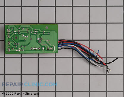 Temperature Control Board RF-5210-16      Main Product View
