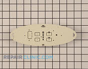 Touchpad and Control Panel - Part # 892520 Mfg Part # 327362301
