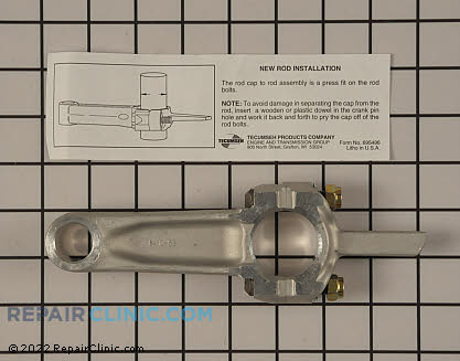 Connecting Rod 34640 Main Product View
