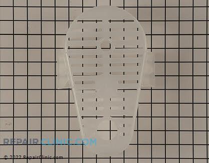 Heat Shield W10427633 Main Product View