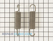 Suspension Spring - Part # 1175779 Mfg Part # 280159
