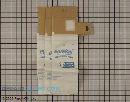 Vacuum Bag 61820B Main Product View