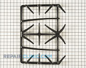 Burner Grate - Part # 1167405 Mfg Part # WB31T10120