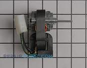 Motor - Part # 2689368 Mfg Part # 242018402