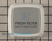 Air Filter Housing - Part # 2001691 Mfg Part # ACW73717301
