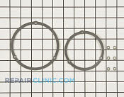 Gasket - Part # 1393139 Mfg Part # 76451