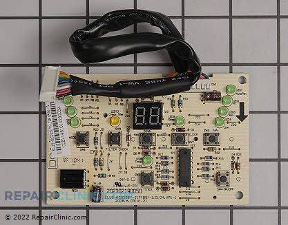Power Supply Board 5304471308      Main Product View
