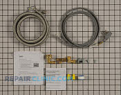 Dishwasher Water Line Installation Kit - Part # 1055449 Mfg Part # 5305517519
