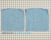 Cleaning Pads - Part # 1864010 Mfg Part # ECOM
