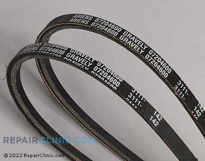 Belt: V-Belt 07204600 Main Product View