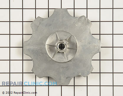 Pulley WD-5450-40 Main Product View