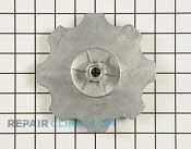 Pulley - Part # 1924488 Mfg Part # WD-5450-40