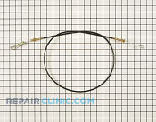Traction Control Cable - Part # 1774712 Mfg Part # 06921200