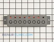 Push Button Switch - Part # 1056961 Mfg Part # 154492201