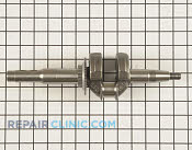 Crankshaft - Part # 2705412 Mfg Part # 06131-Z8D-W50