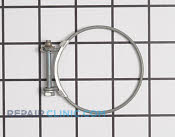 Hose Clamp - Part # 407131 Mfg Part # 131333100