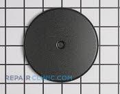 Surface Burner Cap - Part # 1179254 Mfg Part # 8286156CB