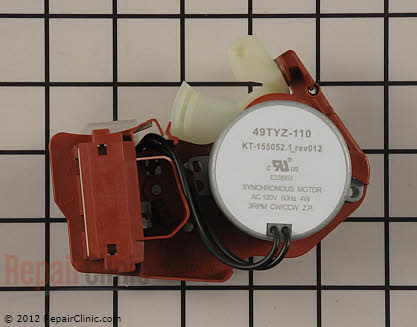 Shift Actuator W10006355       Main Product View