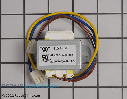 Transformer WJ27X10072      Main Product View