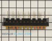 Push Button Switch - Part # 612129 Mfg Part # 5300808419