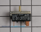 Selector Switch - Part # 634611 Mfg Part # 5303318550