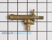 Surface Burner Valve - Part # 1155781 Mfg Part # 5304444436