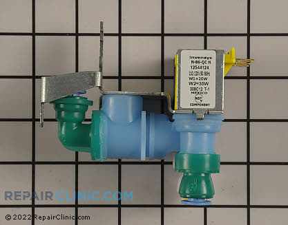 Whirlpool Refrigerator Water Inlet Valve Wp12544124
