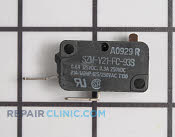 Micro Switch - Part # 1353258 Mfg Part # 6600W1K001K