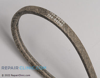 Belt: V-Belt 112-5800 Main Product View