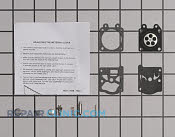 Carburetor Kit - Part # 1958336 Mfg Part # 530035264