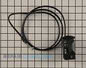 Throttle Cable - Part # 1936053 Mfg Part # 532190878