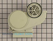 Fan Motor - Part # 943451 Mfg Part # WD18X10012
