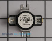 Oven Thermostat - Part # 499274 Mfg Part # 318003400