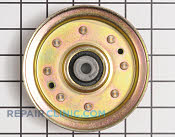 Flat Idler Pulley - Part # 1604340 Mfg Part # 175820