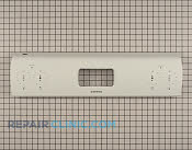 Backsplash panel - Part # 1196962 Mfg Part # 316246671